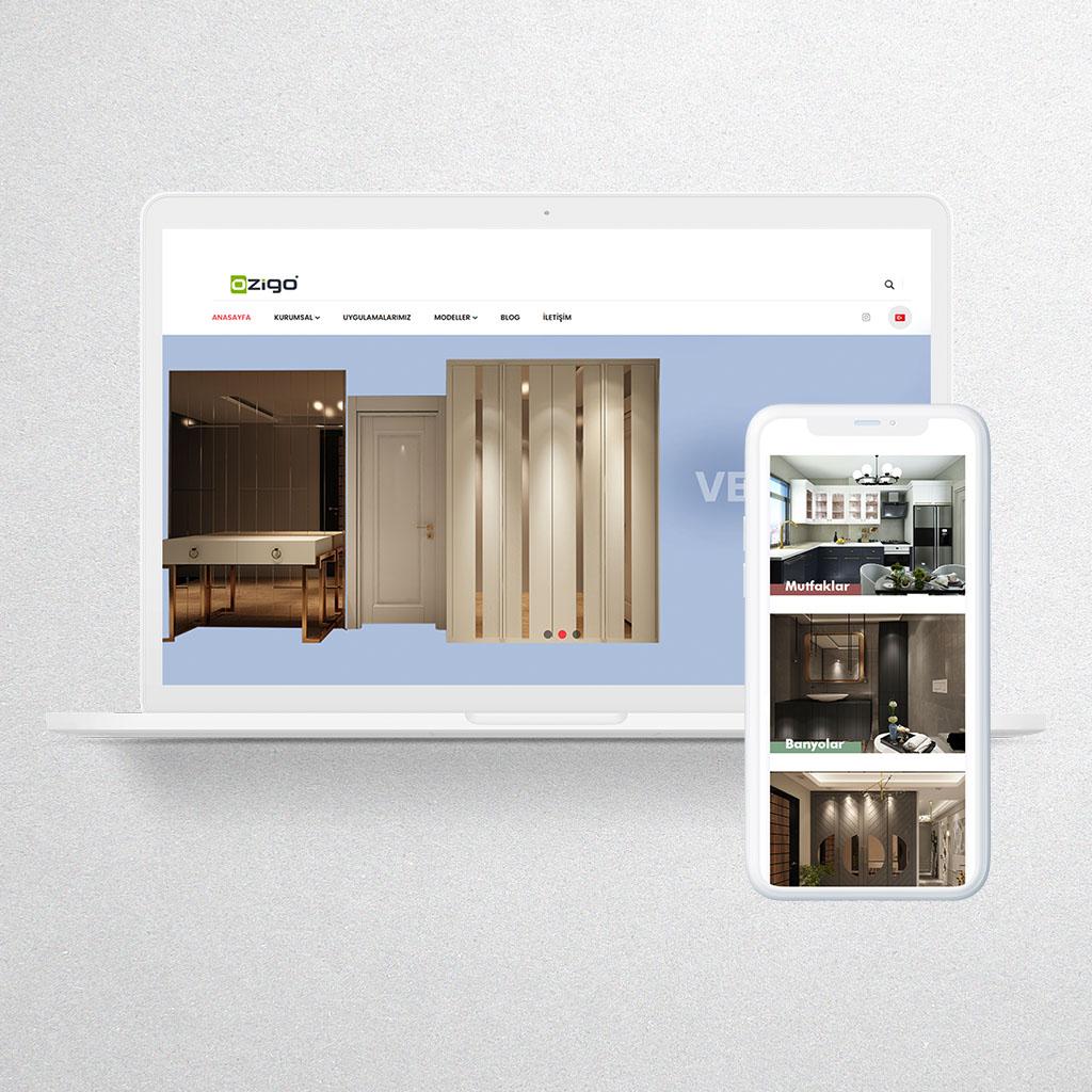 Ozigo Web Sitesi
